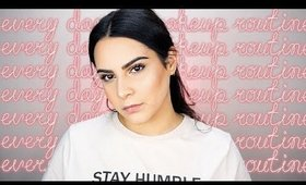 EVERYDAY MAKEUP TUTORIAL 2018   Beauty By Jannelle