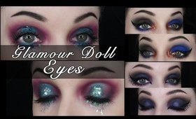 SINGLES CRUISE CHALLENGE: GLAMOUR DOLL EYES