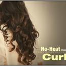 Beautiful Kim Kardashian Curls with NO-HEAT Hair Tutorial Video |Long Curly Hairstyles