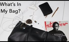 What's In My Purse? Feat. CUYANA, Glossier, Orchid Essentials   Olivia Frescura