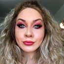 Sultry Glittery Baby Pink Barbie Inspired Smokey Eye Makeup Tutorial