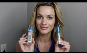 First Impression: Maybelline Better Skin Foundation and Concealer