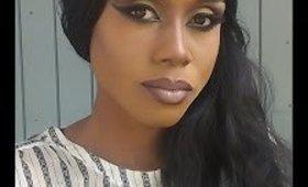 Dragsformation: First Drag Makeup