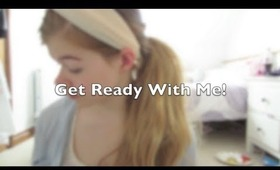 Get Ready With Me! Casual Day-Off ♡
