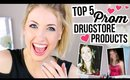 Dear 16 Year Old Me || PROM Drugstore Makeup, Hair & Dress Tips!