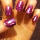 purple sparkle <3