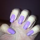 new shellac purple!!