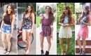 My Summer Lookbook: 5 Complete Outfit Ideas!