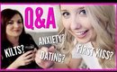 ALCOHOL IS BAD | Q&A ft. Amy