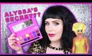 HOT OR NOT?? ALYSSA EDWARDS X ABH Palette Try On Review *HONEST REVIEW From a Fan*