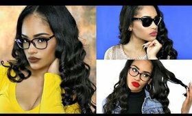 Glasses Try On Haul | LOOKBOOK