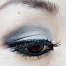 Night Smokey Look