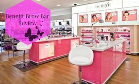 BENEFIT BROW BAR //REVIEW & MY EXPERIENCE// SHEISDEETV