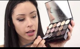 Neutral Eyeshadow Makeup Tutorial