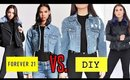 DIY Old Clothes To NEW FOREVER21 CLOTHES !