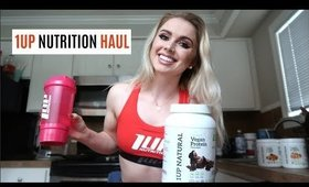 1UP Nutrition Haul | Clothing + ALL VEGAN Supplements!
