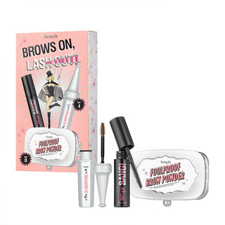 Brows On, Lash Out! Brow & Mascara Set