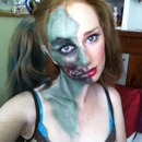 Two face with a twist