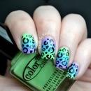Ombré Cheetah Love