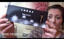 La Pro Palette de LORAC / Miss Coquelicot