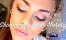 Shimmering Nudes Tutorial & Quick Thanks!