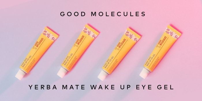 Shop Good Molecules Yerba Mate Wake Up Eye Gel on Beautylish.com