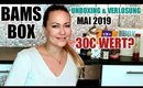 🎁 BAMS Box Mai 2019 | UNBOXING, VERKOSTUNG & VERLOSUNG