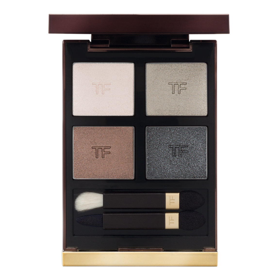TOM FORD Eye Color Quad Double Indemnity product swatch.