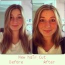 My New Hair Cut