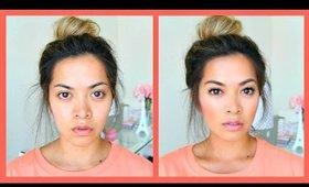 My No Makeup, Makeup Look! QUICKY & EASY!