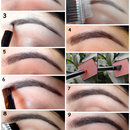 Make Your Eyebrows Thicker With Makeup