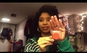 International Beauty show IBS NEW YORK LITTLE HAUL Lip Tar, Zpalette Morphe brushes