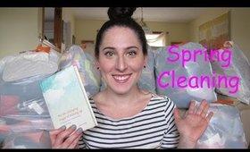 Spring Cleaning! KonMari method