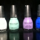 My favorite Sinful Colors nail polish
