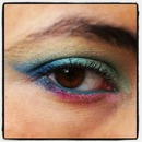 colorfull eye