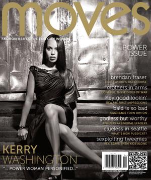 Moves Mag/KerryWashington