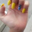 tribal nailss