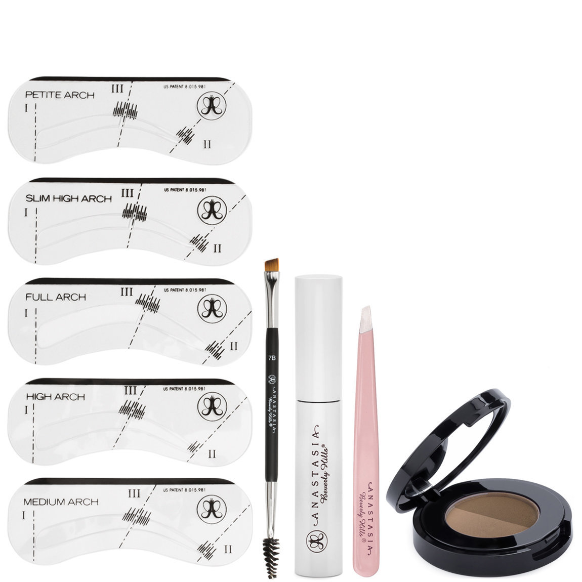 a44ebdf27f3 Anastasia Beverly Hills Brow Kit Medium Brown   Beautylish