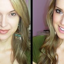 All drugstore date night makeup tutorial