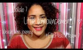 Weight Loss Journey l Collab l #EllkoHealthTeam ! ♡ Mimi La Tigresse