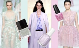 Spring Trend: Pastel Nails