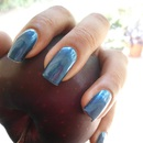 Finger Paints: Artistic Azure