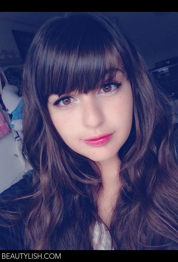 Ulzzang Makeup Tips: Ulzzang Makeup : Me