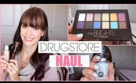 Drugstore Beauty Haul | Makeup, Hair, Nails!