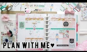 Plan With Me with Planner Society Kit | Weekly Spread | Charmaine Dulak