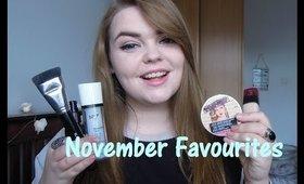 November Beauty Favourites | NiamhTbh