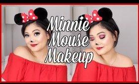 Minnie Mouse Costume Makeup Tutorial   JaaackJack
