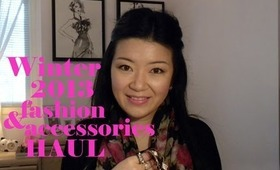 Haul: Winter Clearance Fashion & Accessories Sales from Zara & Forever 21