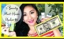 5 BEAUTY MUST HAVES UNDER $5!