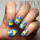 Rubber Ducky Nails